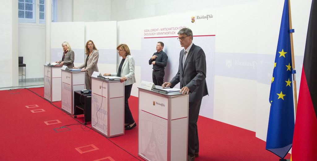 Pressekonferenz Rlp Heute