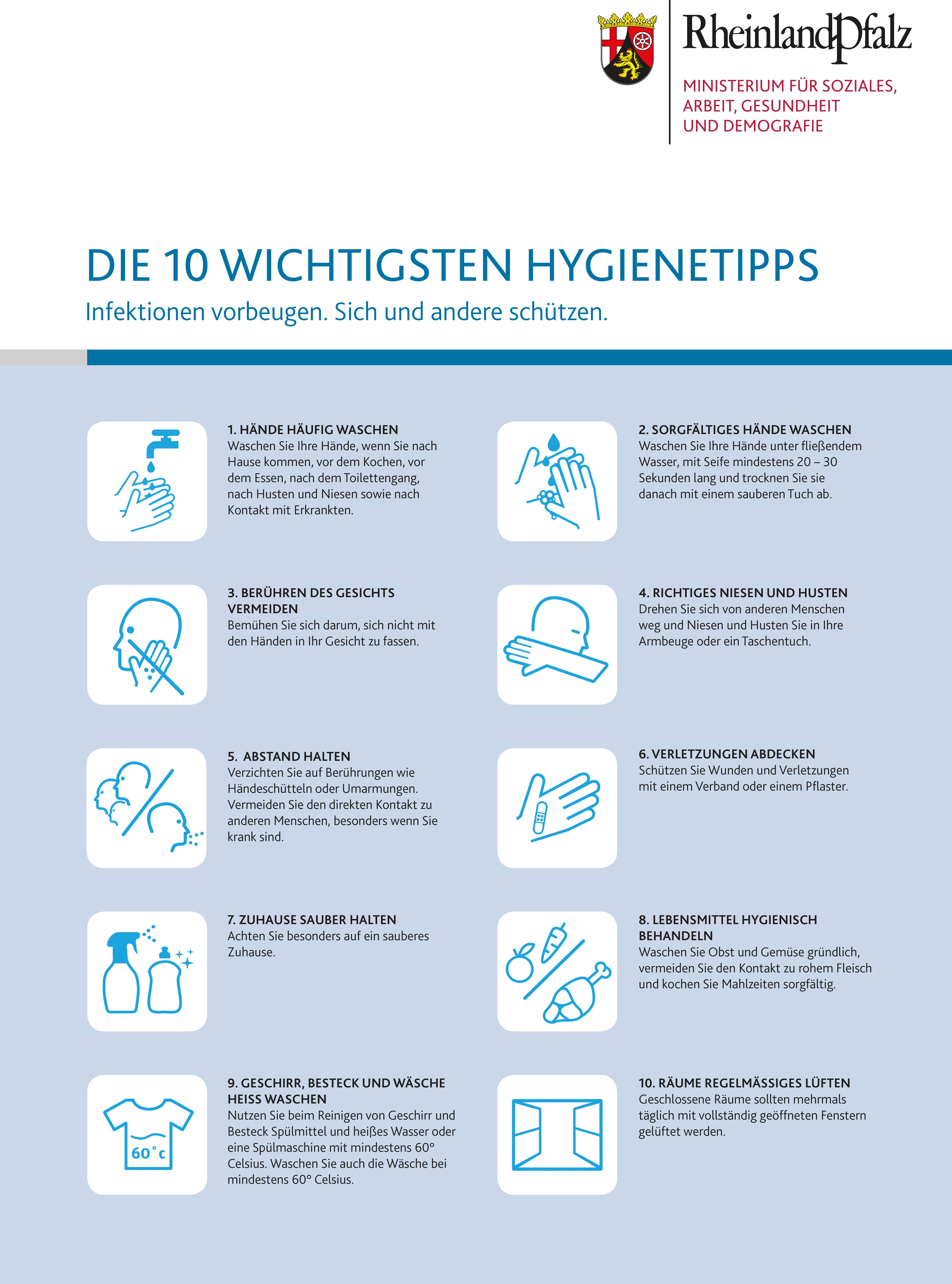 Schutzmaßnahmen rlp.de